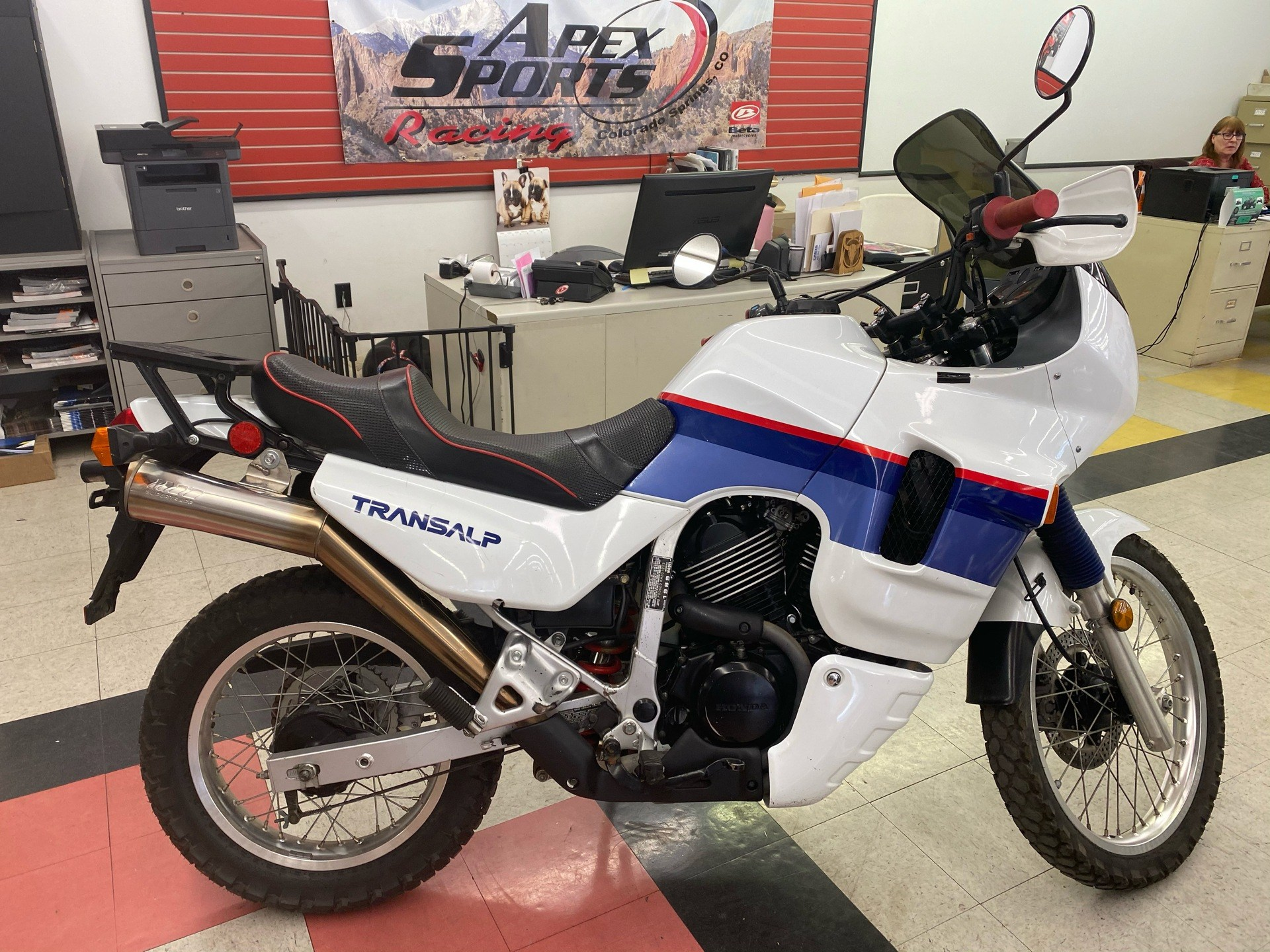 1989 Honda XL600 V TRANSALP in Colorado Springs, Colorado - Photo 5
