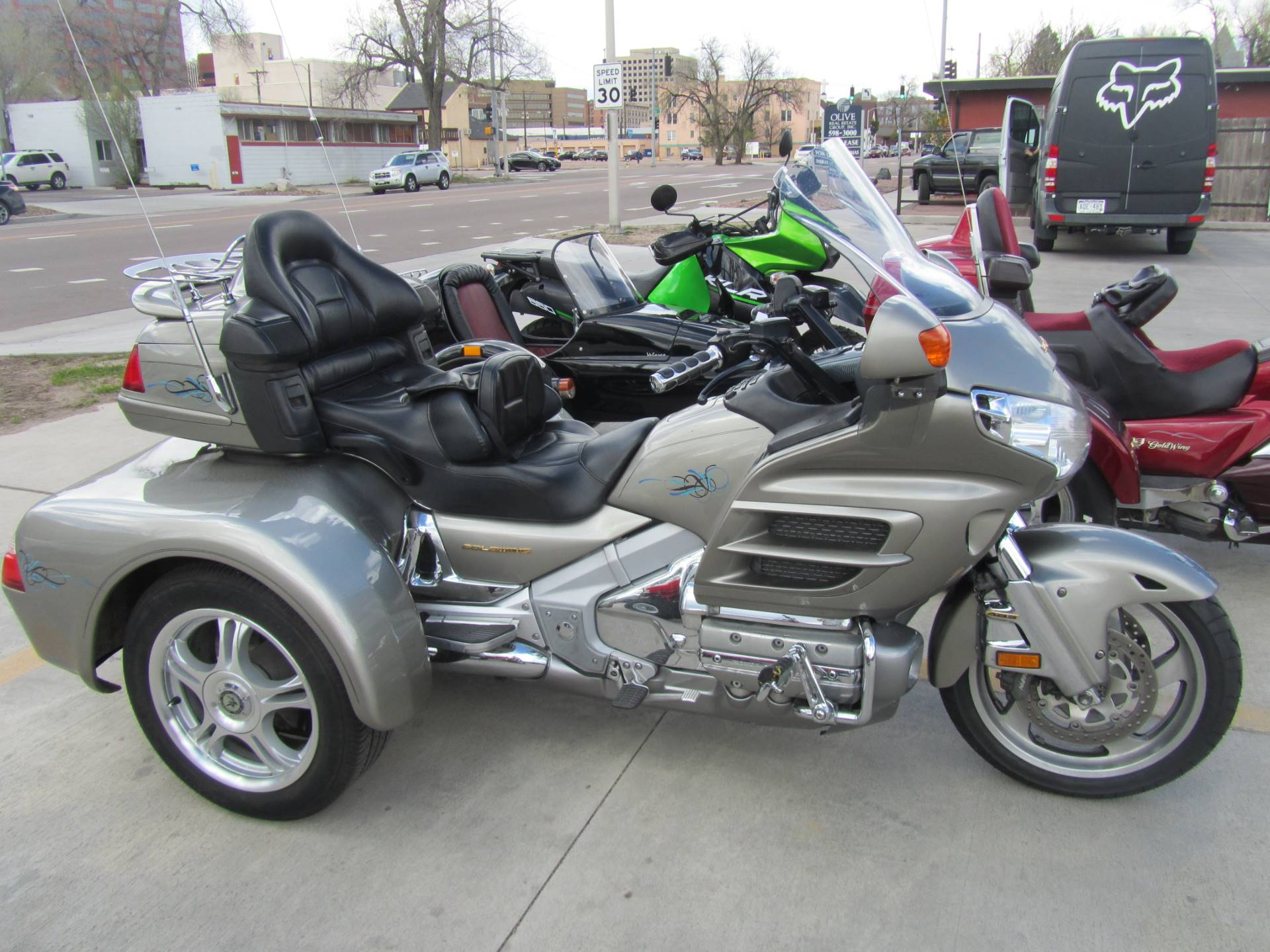 2003 Honda GL1800 WITH DCT TRIKE in Colorado Springs, Colorado - Photo 1