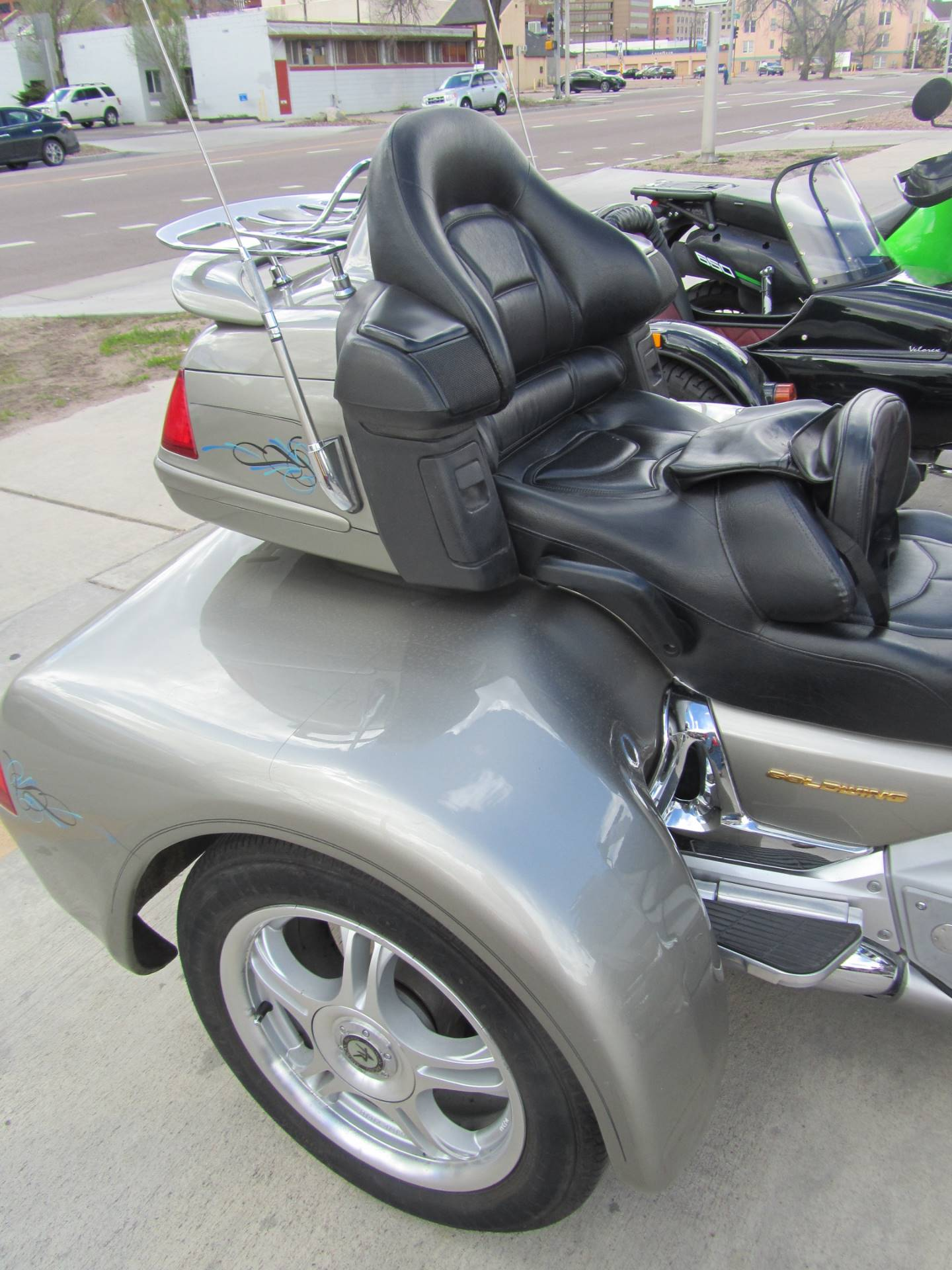2003 Honda GL1800 WITH DCT TRIKE in Colorado Springs, Colorado - Photo 3