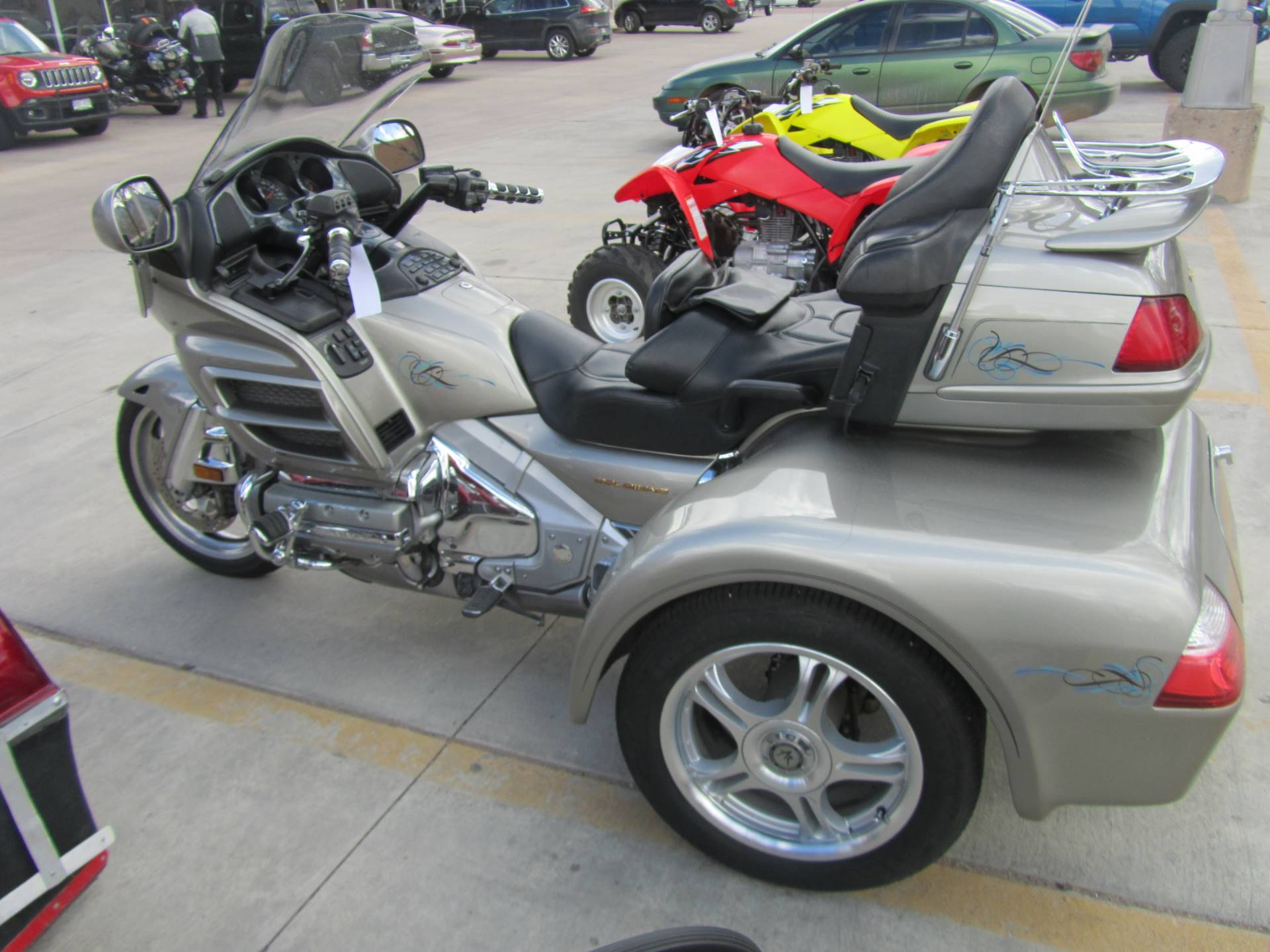 2003 Honda GL1800 WITH DCT TRIKE in Colorado Springs, Colorado - Photo 5