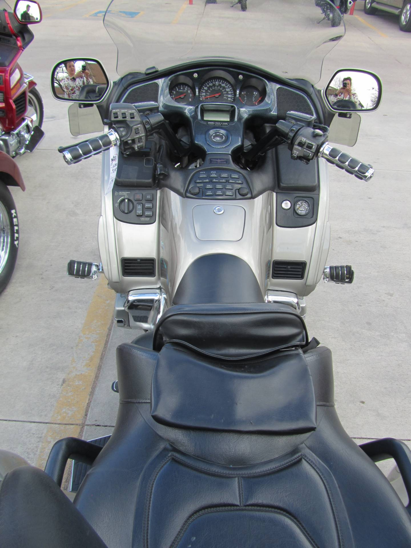 2003 Honda GL1800 WITH DCT TRIKE in Colorado Springs, Colorado - Photo 9