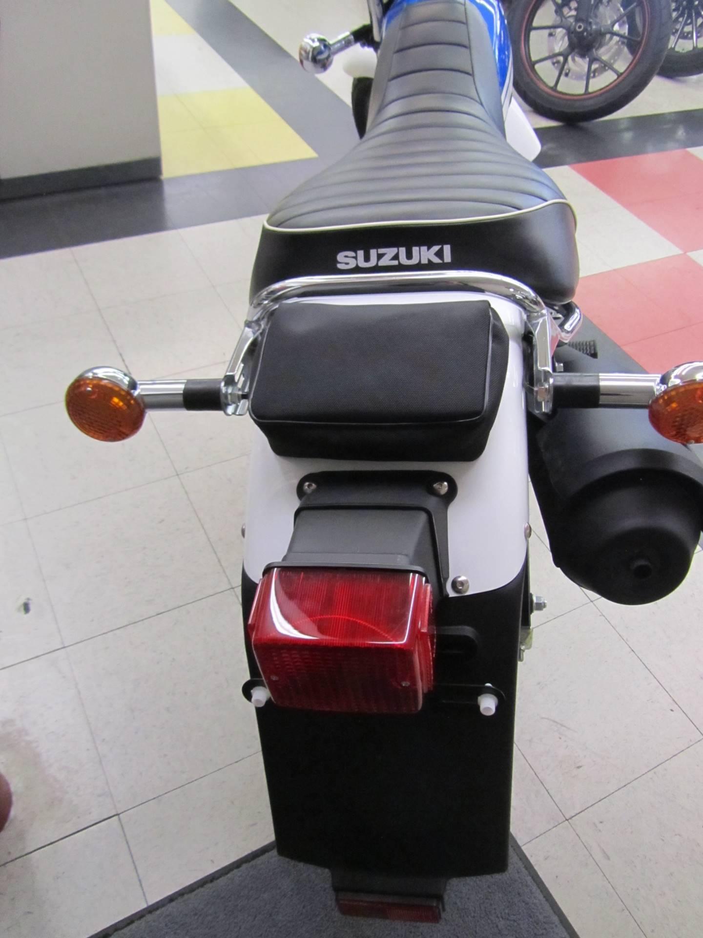 2017 Suzuki VanVan 200 in Colorado Springs, Colorado