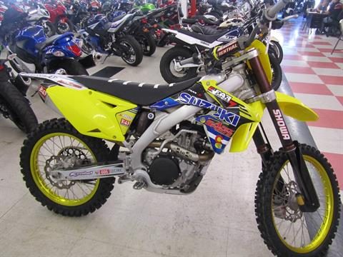 2016 Suzuki RM-Z450 in Colorado Springs, Colorado