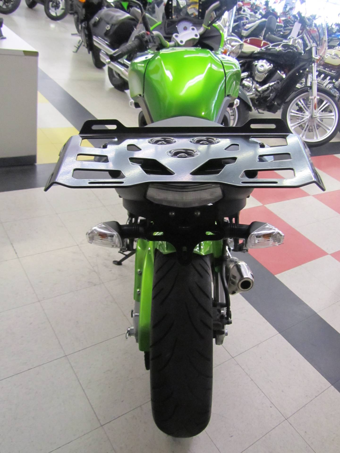 2009 Kawasaki Versys™ in Colorado Springs, Colorado