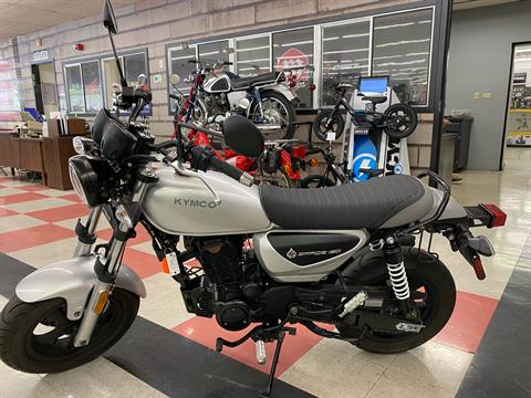 2019 Kymco Spade 150 in Colorado Springs, Colorado - Photo 1