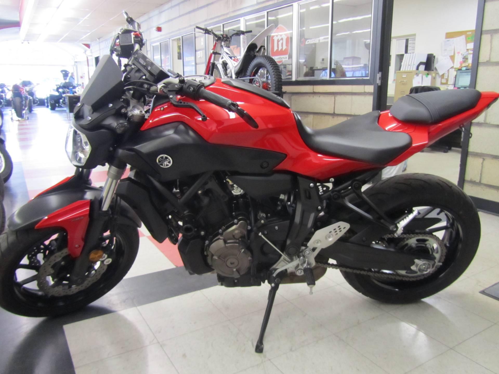 2017 Yamaha FZ-07 ABS for sale 56885