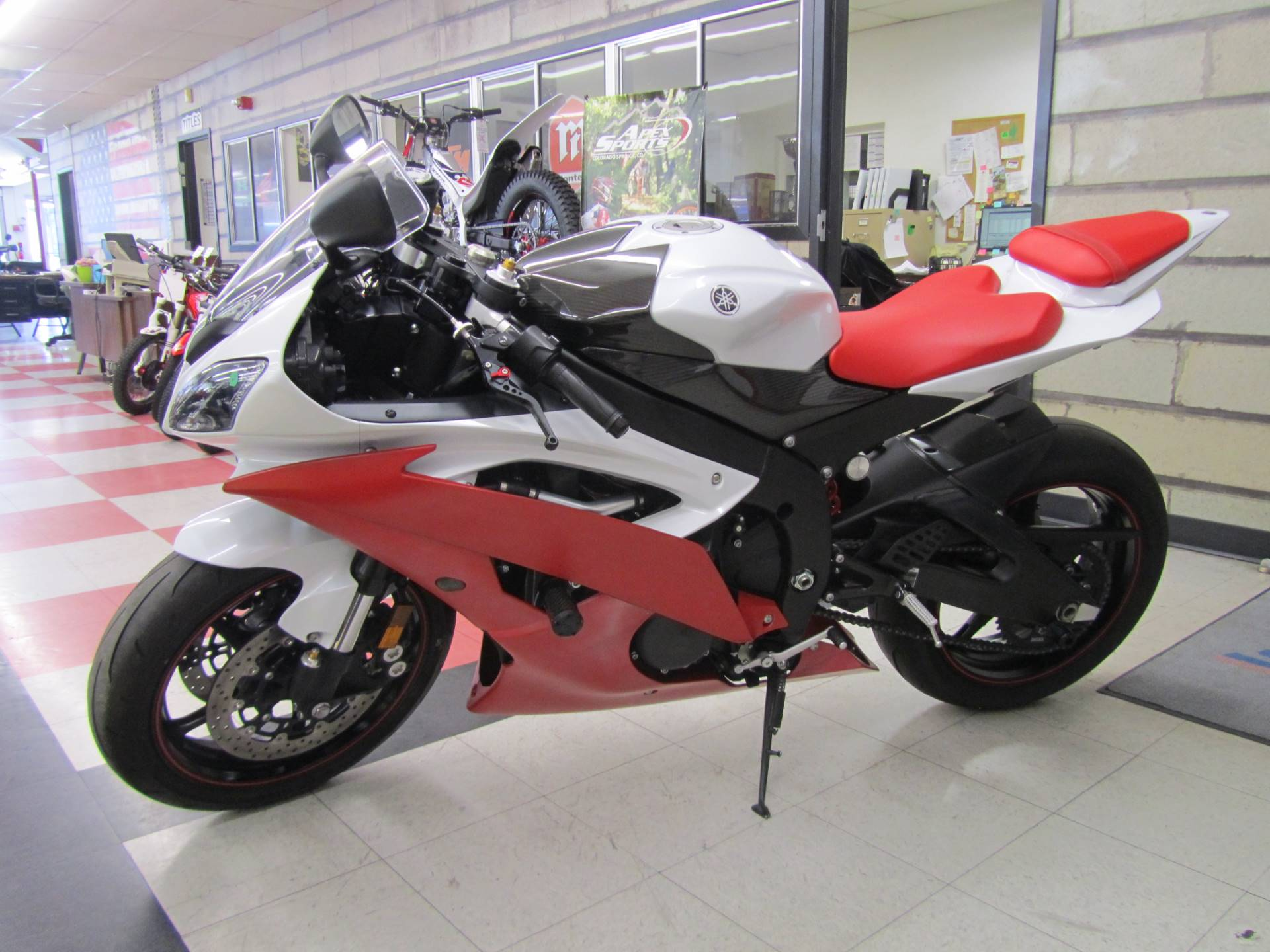 2012 Yamaha YZF-R6 for sale 77251