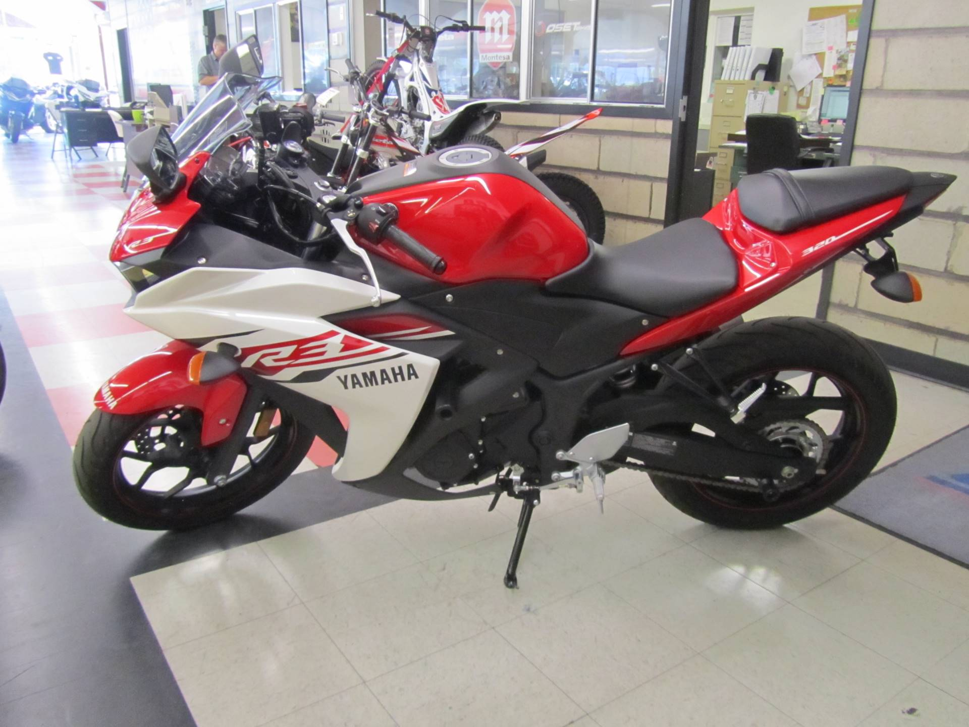 2015 Yamaha YZF-R3 for sale 247832