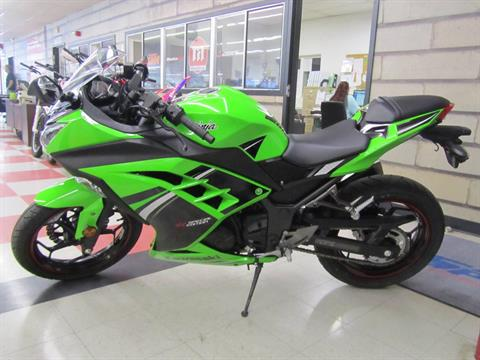 2014 Kawasaki Ninja® 300 SE in Colorado Springs, Colorado