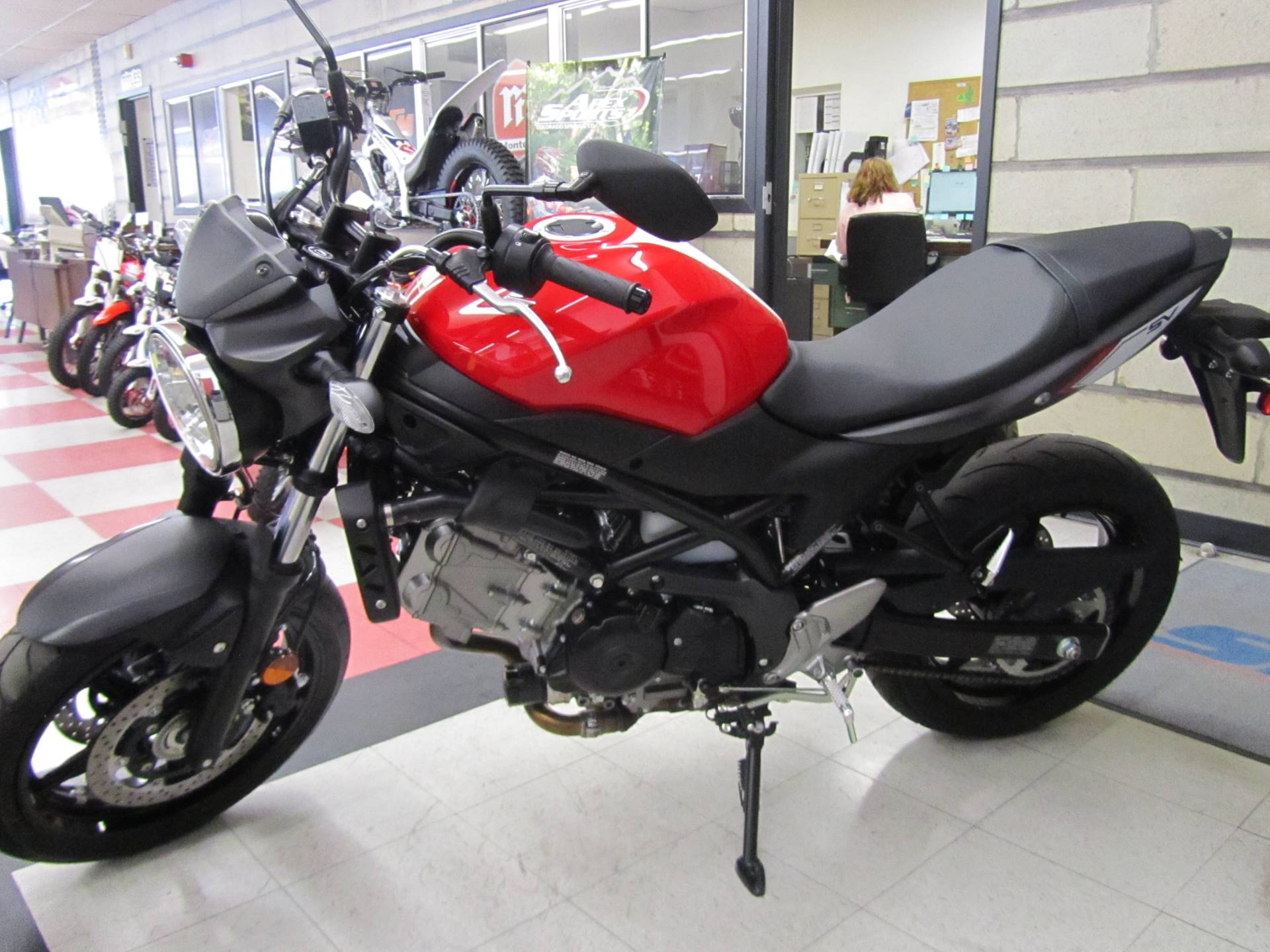 2017 Suzuki SV650 for sale 100132