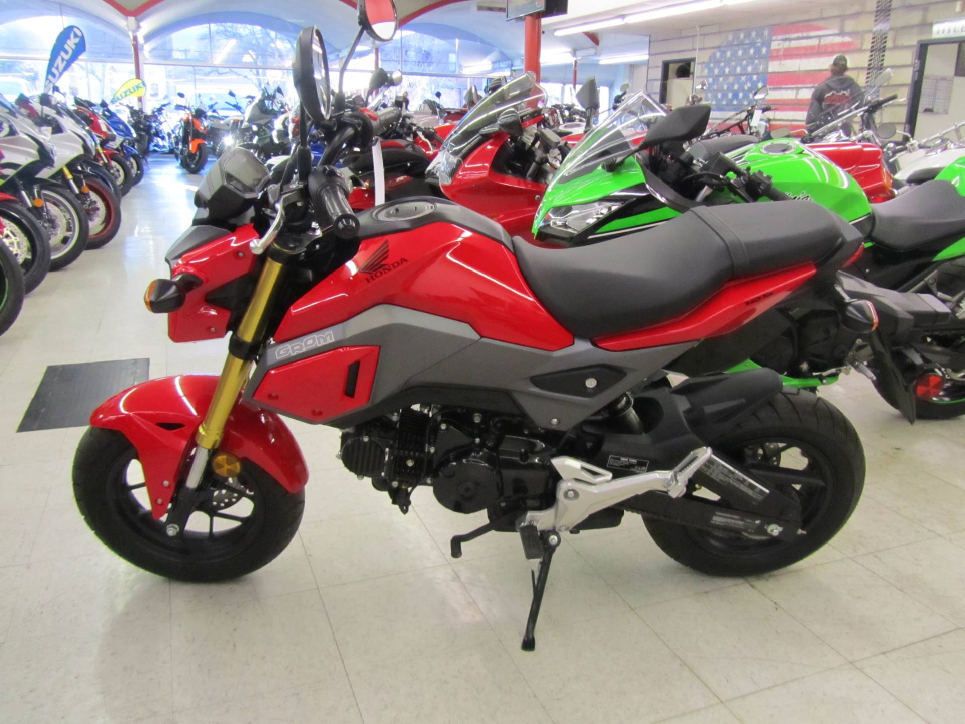 Used 2017 Honda Grom Motorcycles in Colorado Springs CO