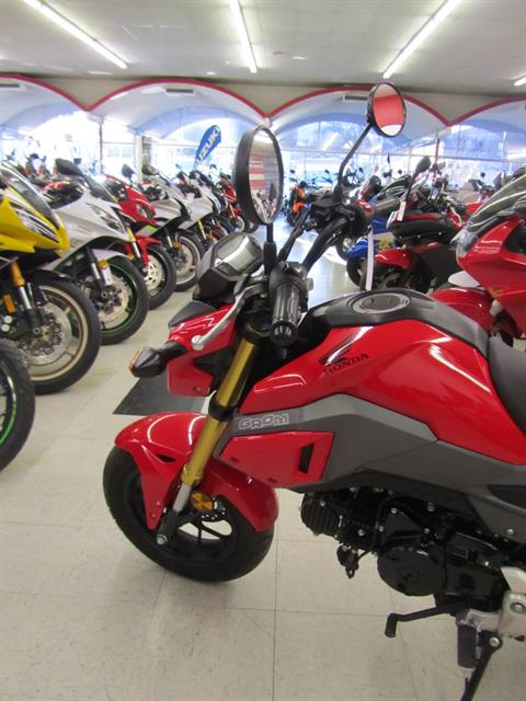 2017 Honda Grom in Colorado Springs, Colorado