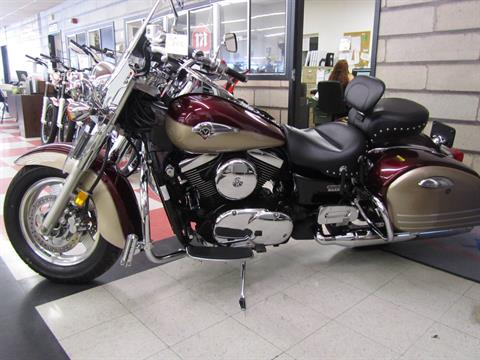 2003 Kawasaki Vulcan® 1500 Classic in Colorado Springs, Colorado