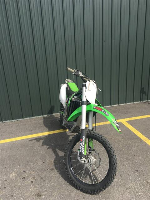 2015 Kawasaki KX™450F in Ponderay, Idaho