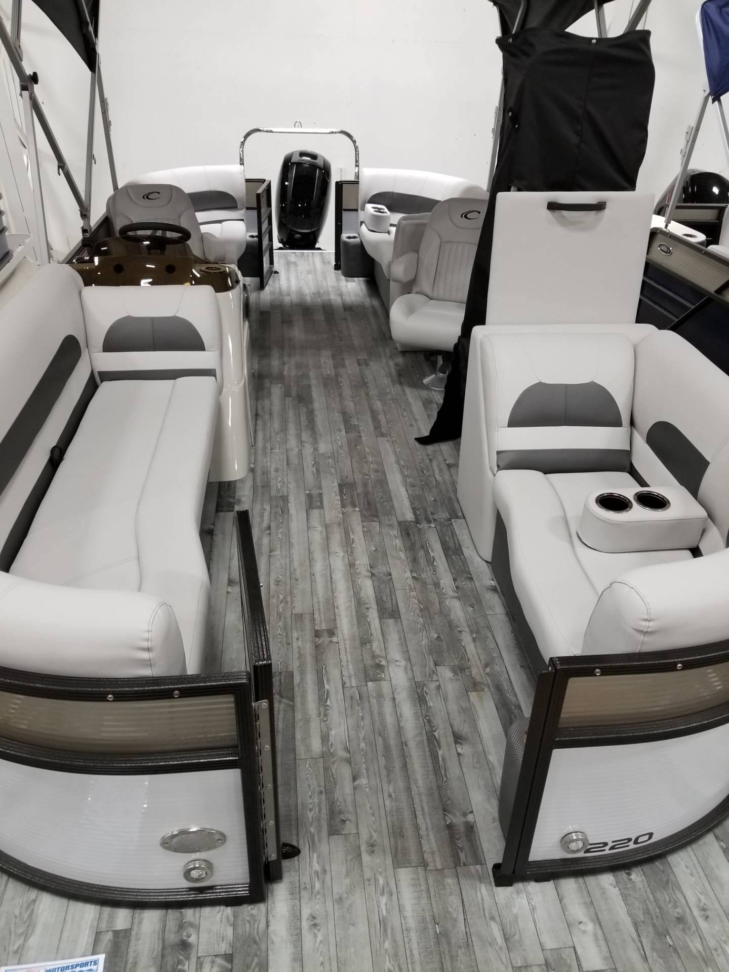 2018 Crest Marine CREST I 220 SLC in Ponderay, Idaho