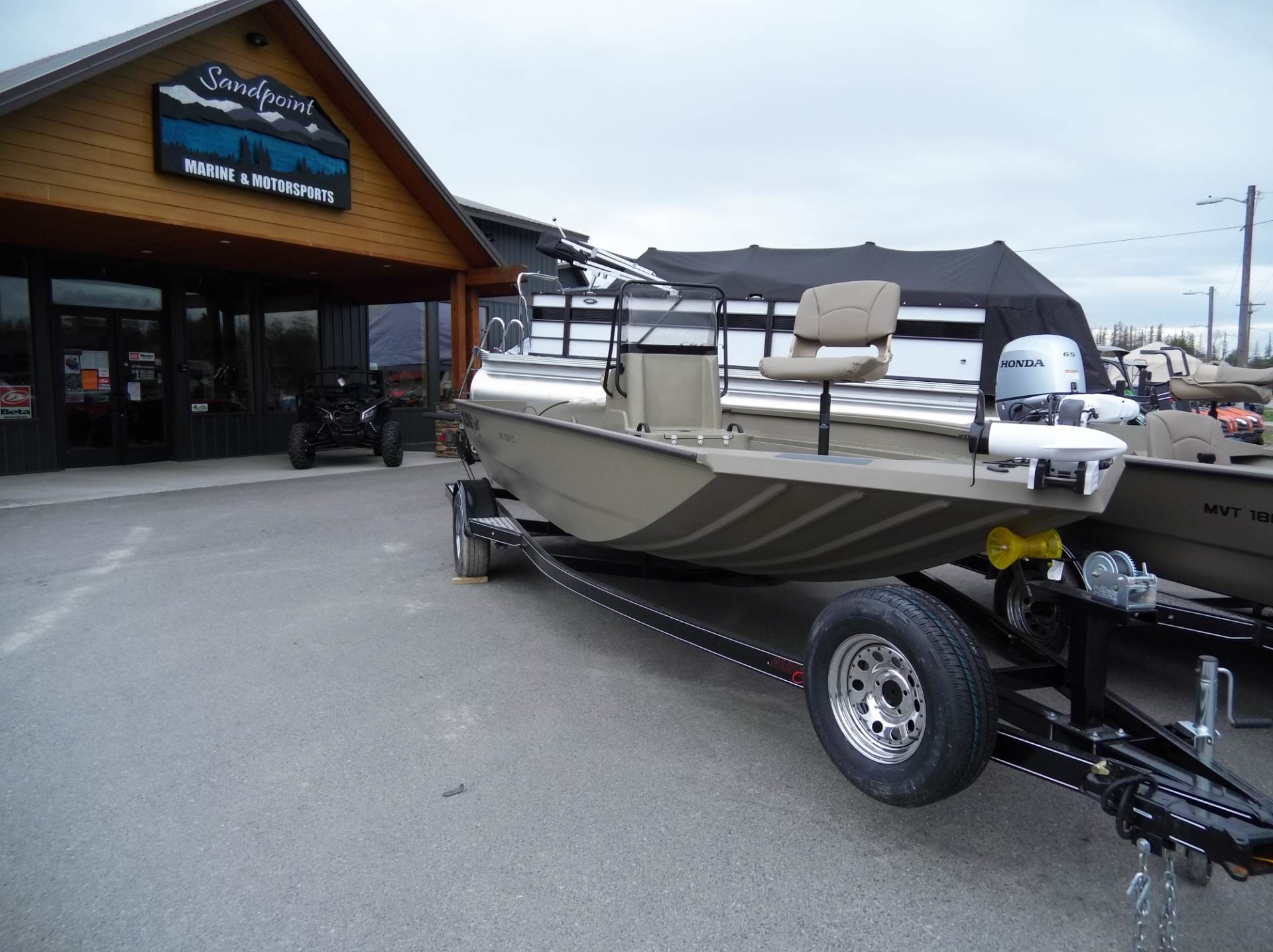 2019 Alumacraft MV 1448 in Ponderay, Idaho - Photo 6
