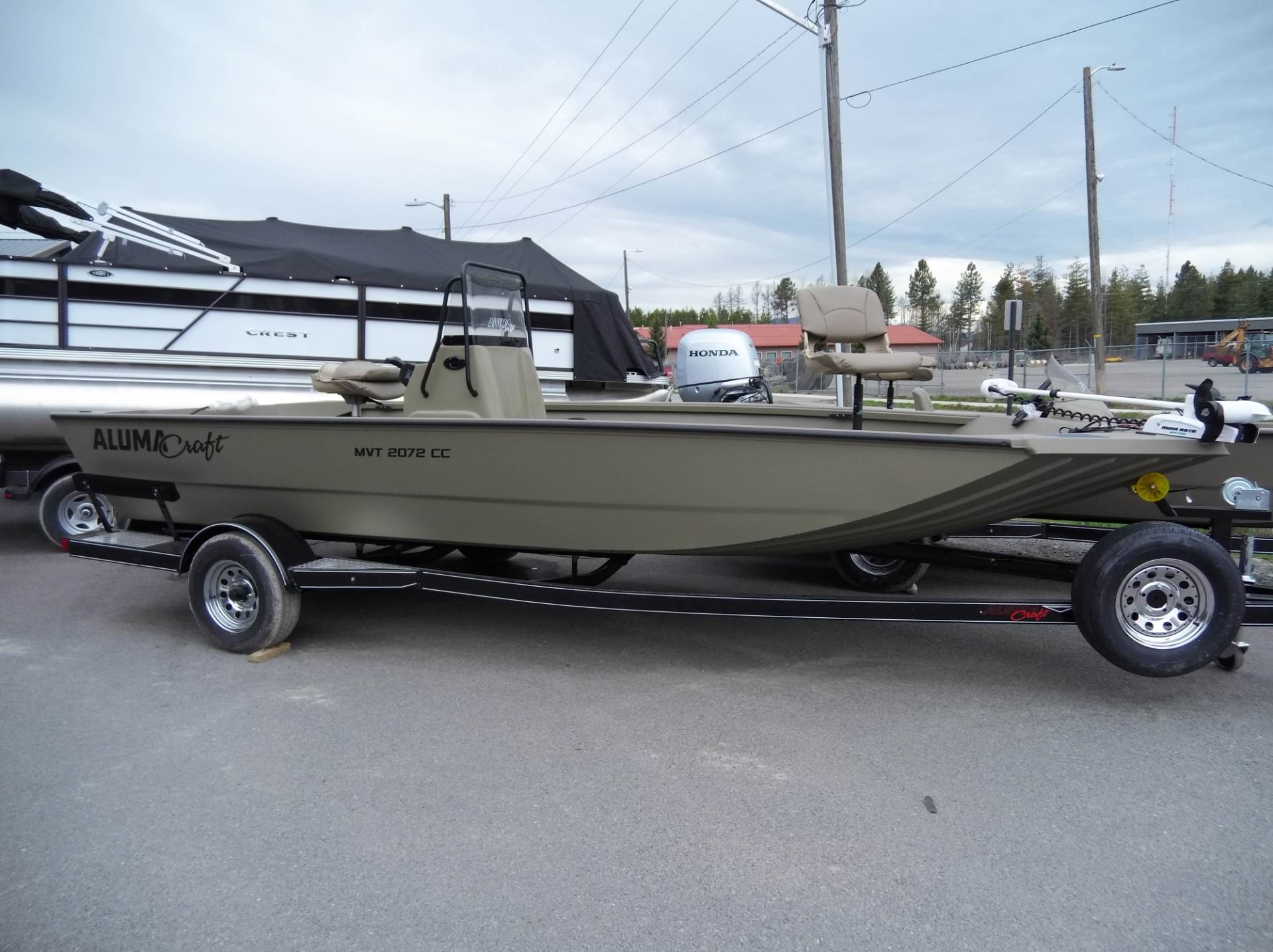 2019 Alumacraft MV 1448 in Ponderay, Idaho - Photo 7