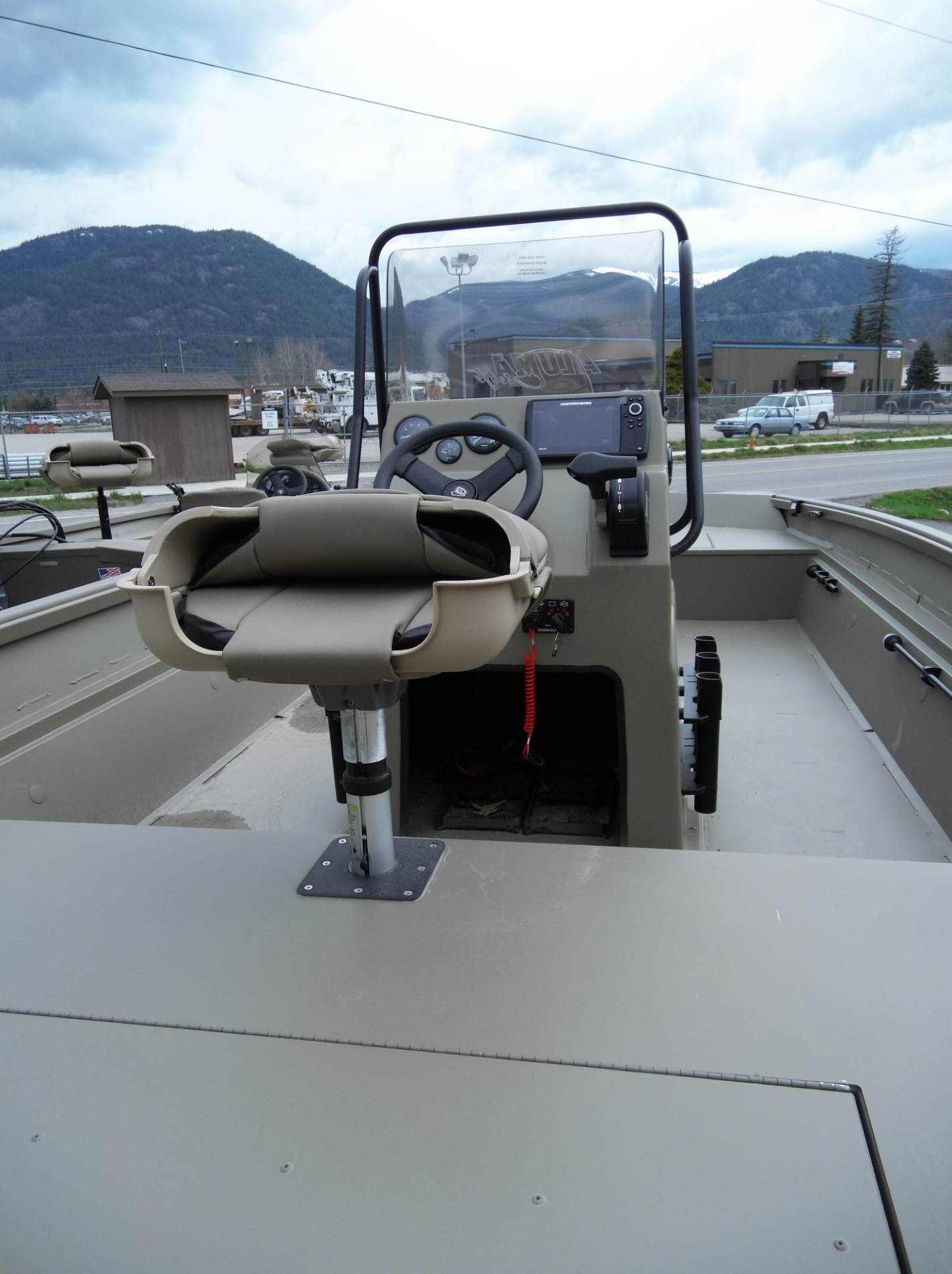 2019 Alumacraft MV 1448 in Ponderay, Idaho - Photo 8