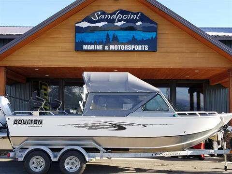2020 Boulton Powerboats, Inc 20' Sea Skiff in Ponderay, Idaho - Photo 1