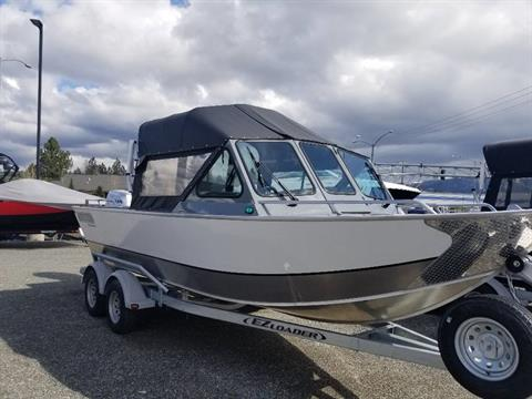 2020 Boulton Powerboats, Inc 20' Sea Skiff in Ponderay, Idaho - Photo 2
