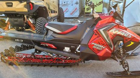 2021 Polaris 850 RMK KHAOS 163 2.6 in. Factory Choice in Ponderay, Idaho - Photo 1