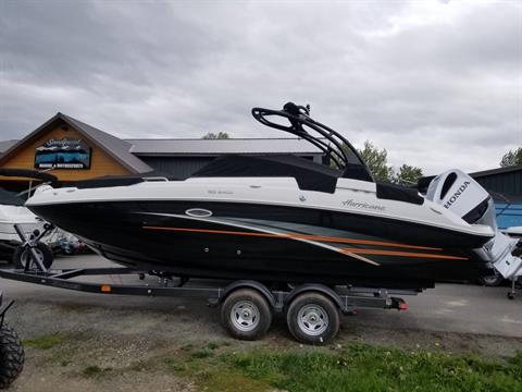 2019 Hurricane SunDeck 2400 OB in Ponderay, Idaho - Photo 1