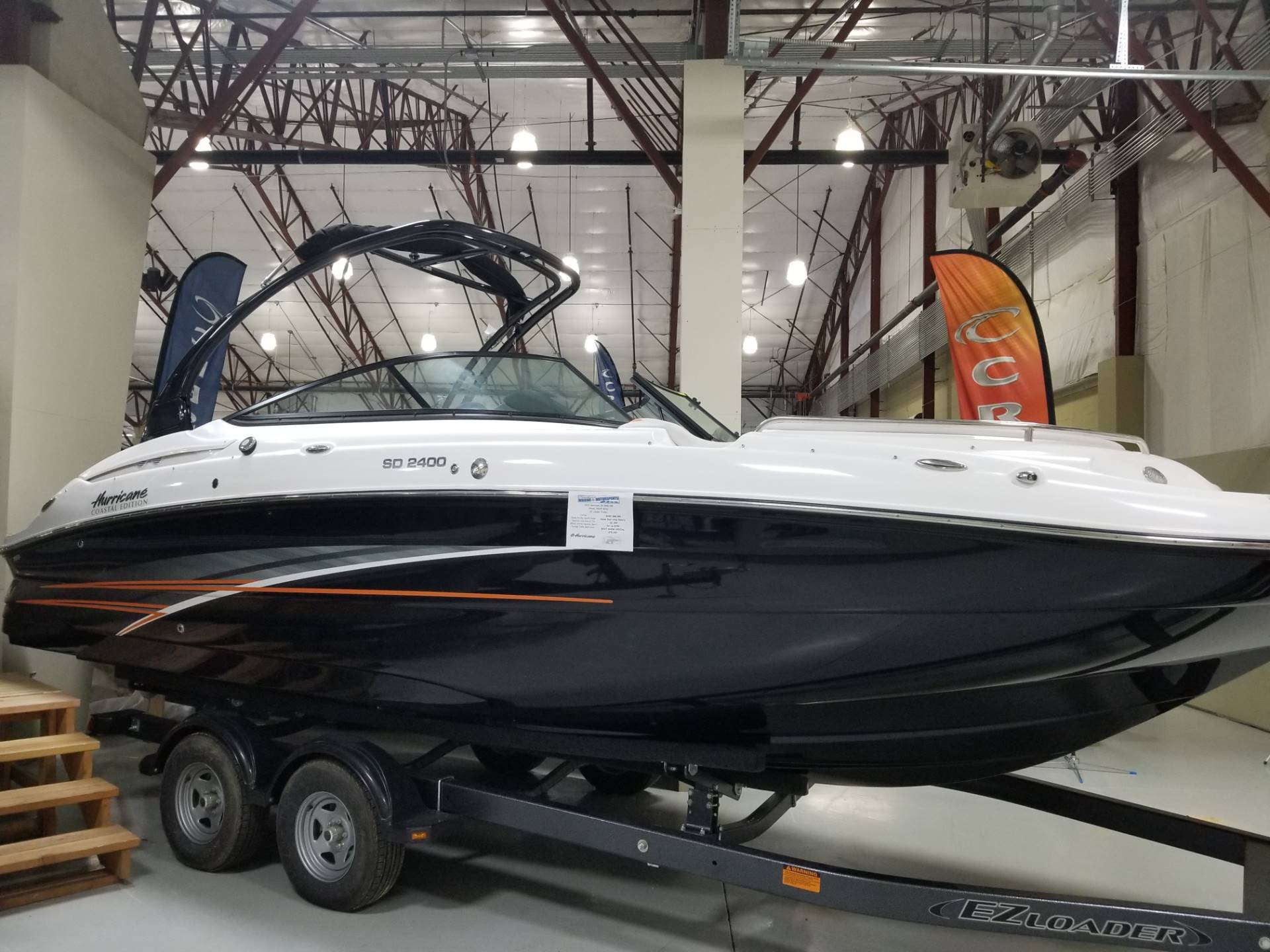 2019 Hurricane SunDeck 2400 OB in Ponderay, Idaho - Photo 2