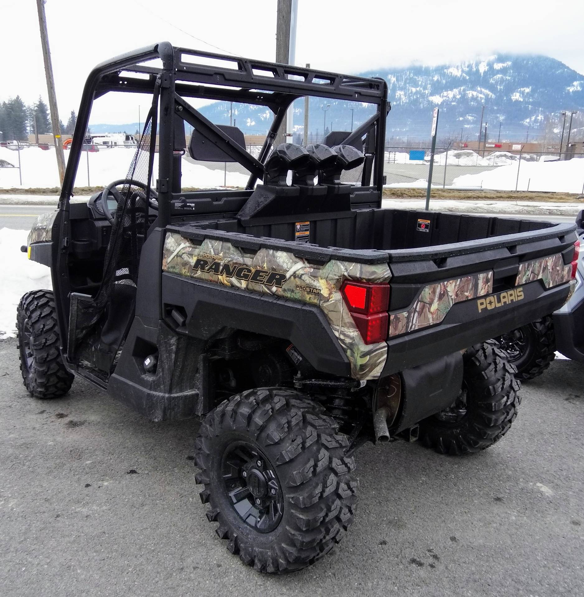 2019 Polaris Ranger XP 1000 EPS Back Country Limited Edition in Ponderay, Idaho - Photo 3