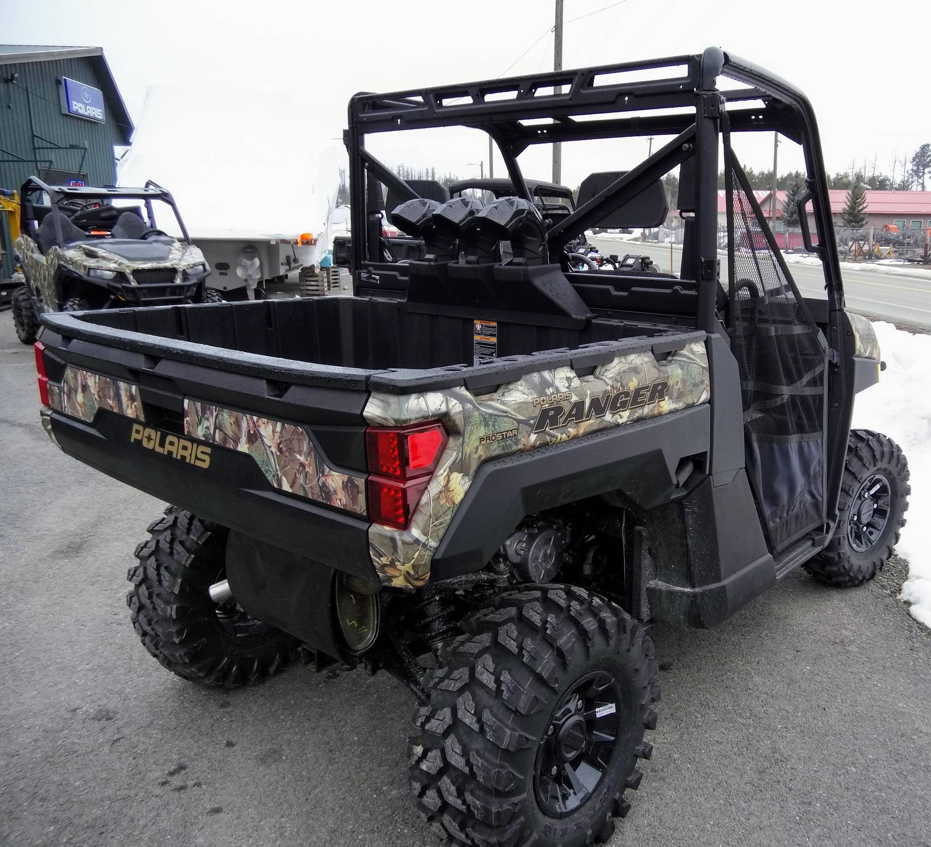 2019 Polaris Ranger XP 1000 EPS Back Country Limited Edition in Ponderay, Idaho - Photo 5