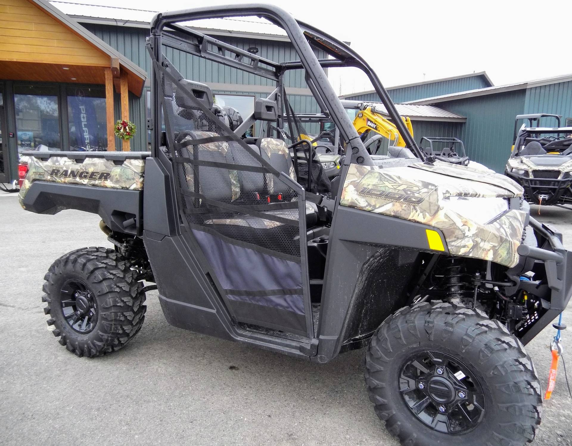 2019 Polaris Ranger XP 1000 EPS Back Country Limited Edition in Ponderay, Idaho - Photo 6