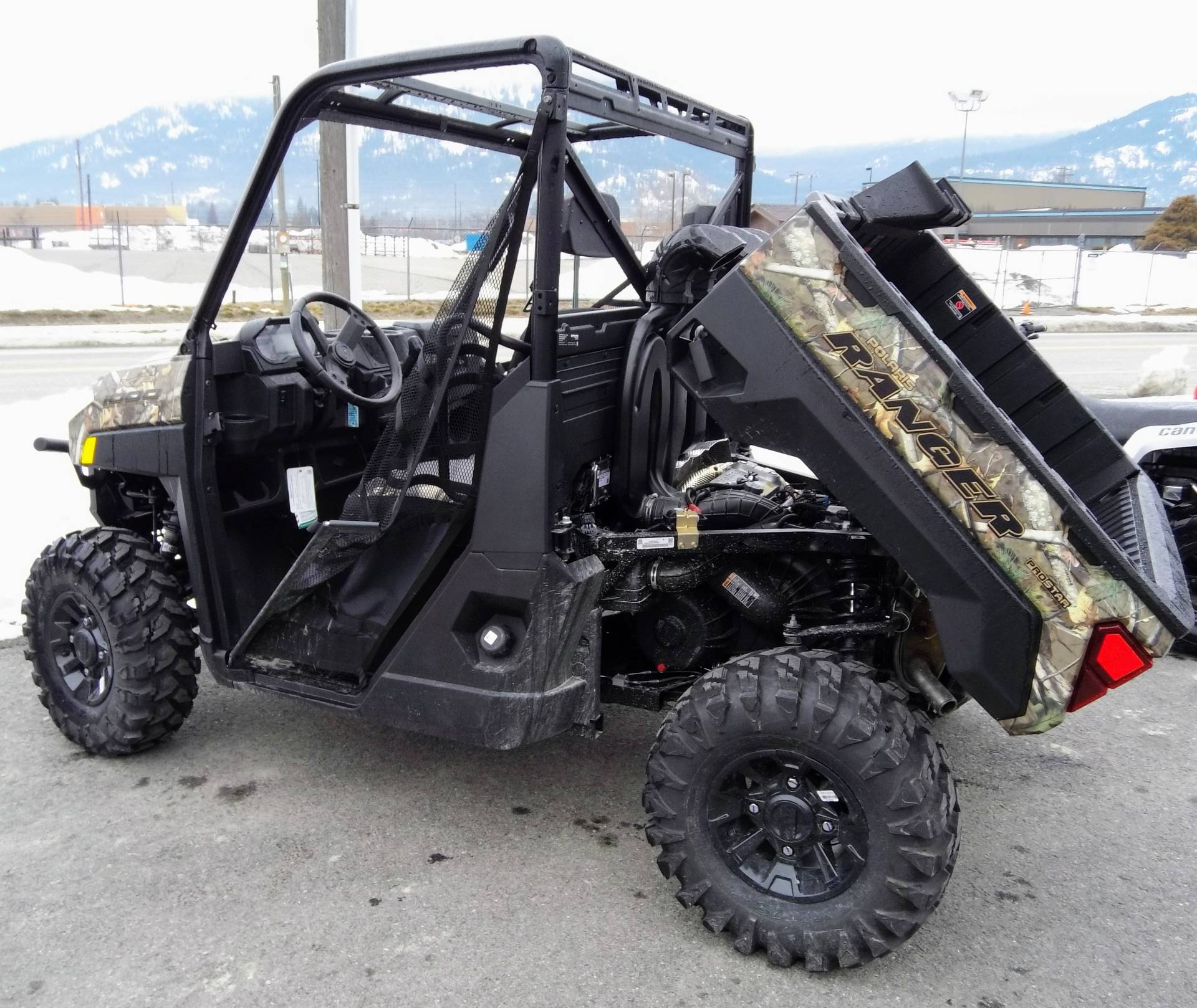 2019 Polaris Ranger XP 1000 EPS Back Country Limited Edition in Ponderay, Idaho - Photo 7