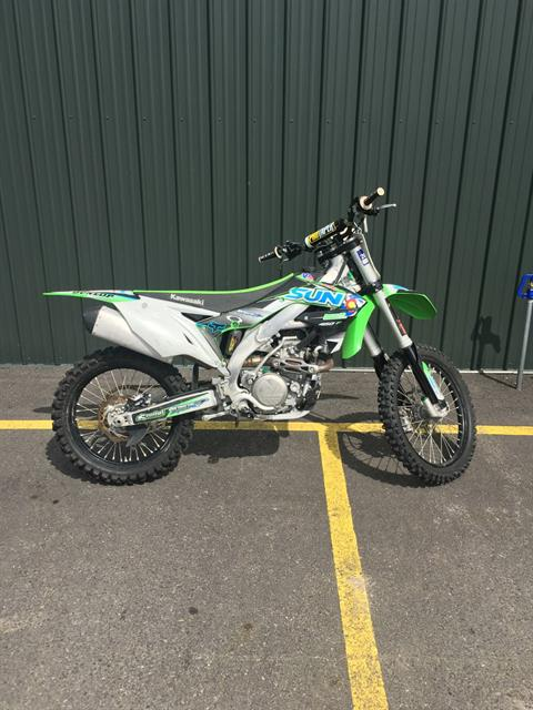 2016 Kawasaki KX450F in Ponderay, Idaho - Photo 1