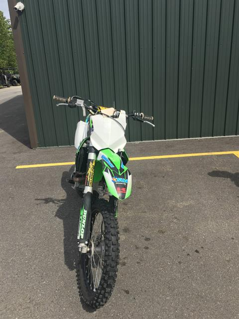2016 Kawasaki KX450F in Ponderay, Idaho