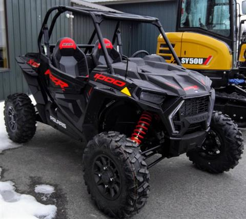 2020 Polaris RZR XP 1000 Premium in Ponderay, Idaho - Photo 1