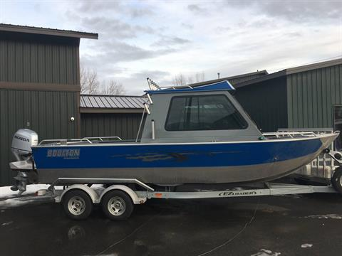2019 Boulton Powerboats, Inc SEASKIFF22 in Ponderay, Idaho