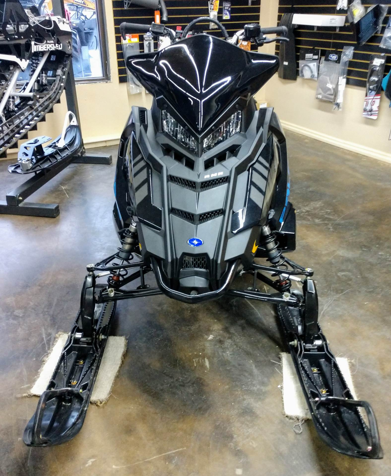 2020 Polaris 800 PRO RMK 163 SC in Ponderay, Idaho - Photo 2