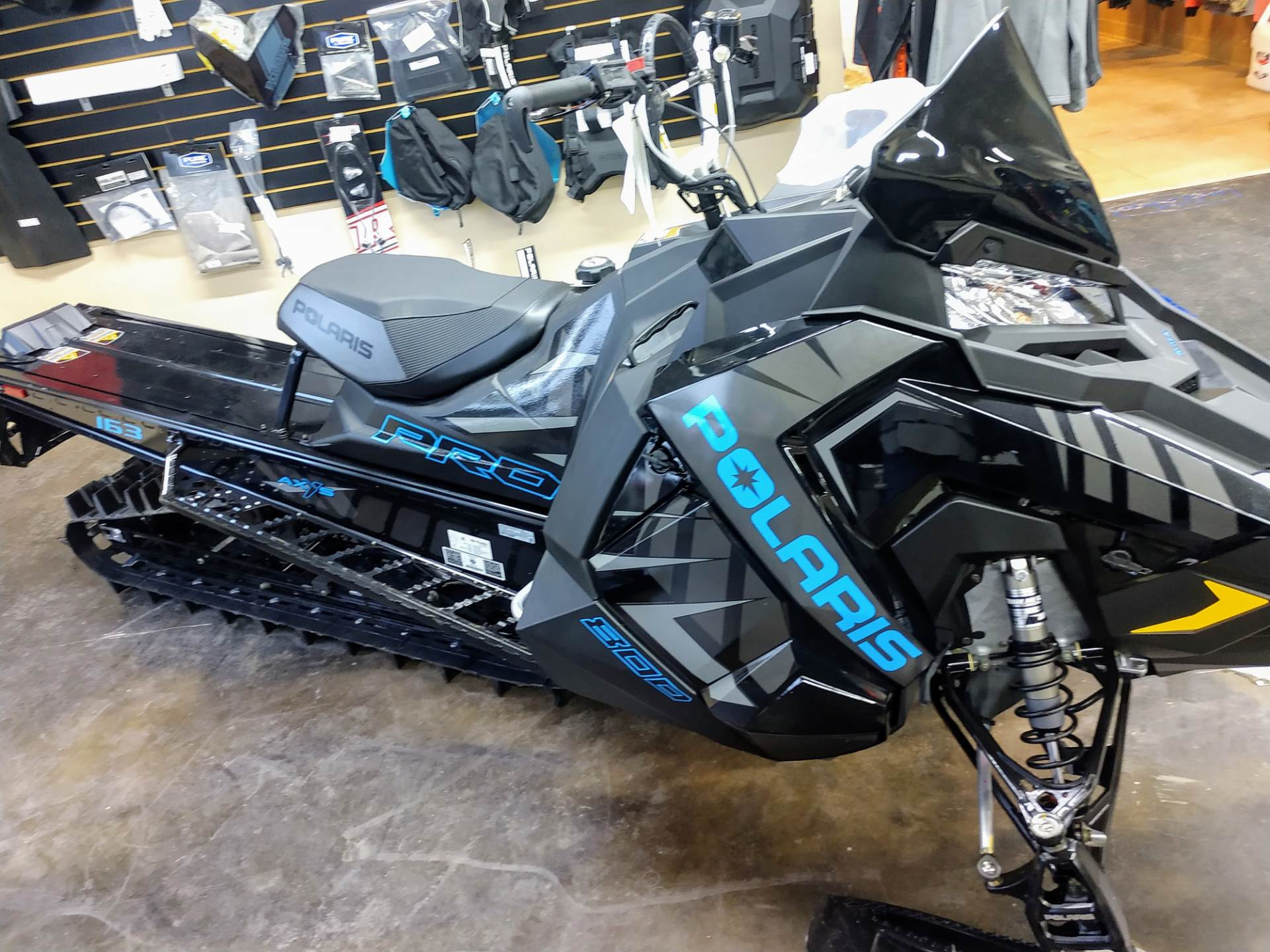 2020 Polaris 800 PRO RMK 163 SC in Ponderay, Idaho - Photo 3
