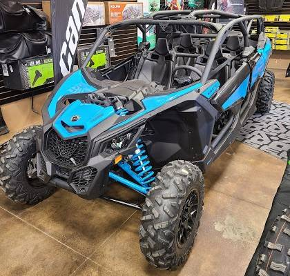 2021 Can-Am Maverick X3 MAX DS Turbo in Ponderay, Idaho - Photo 1