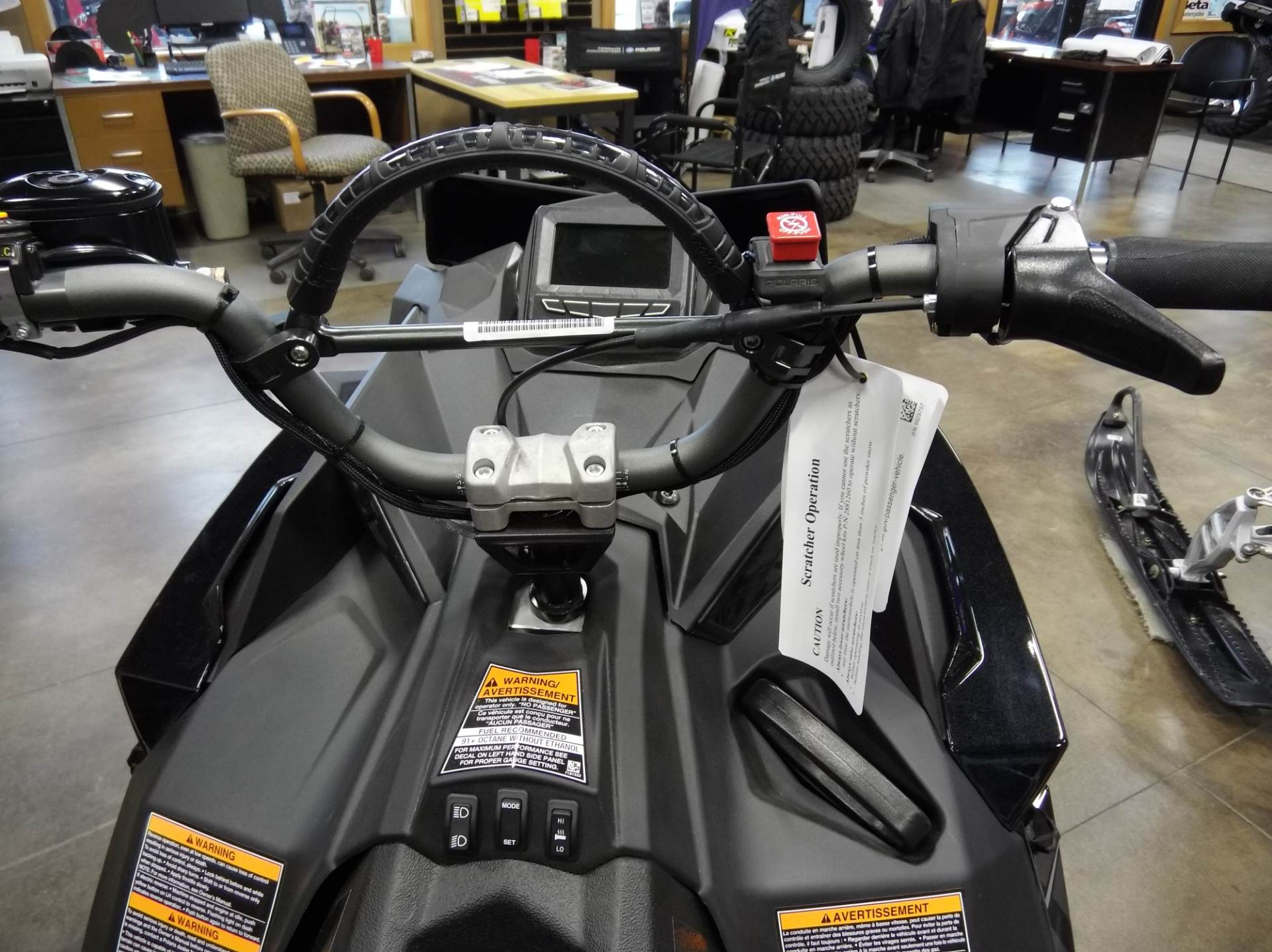 2020 Polaris 850 PRO RMK 155 SC in Ponderay, Idaho - Photo 7