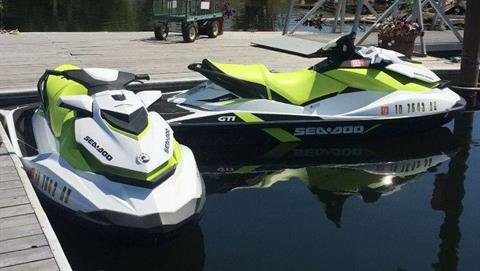 2017 Sea-Doo GTI in Ponderay, Idaho - Photo 1