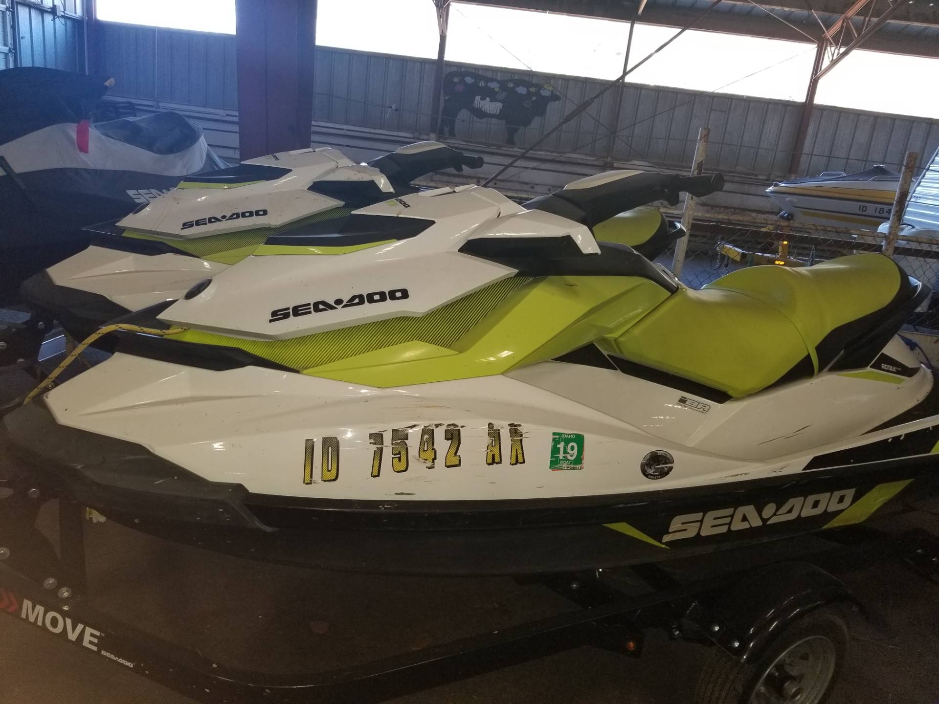 2017 Sea-Doo GTI in Ponderay, Idaho - Photo 2