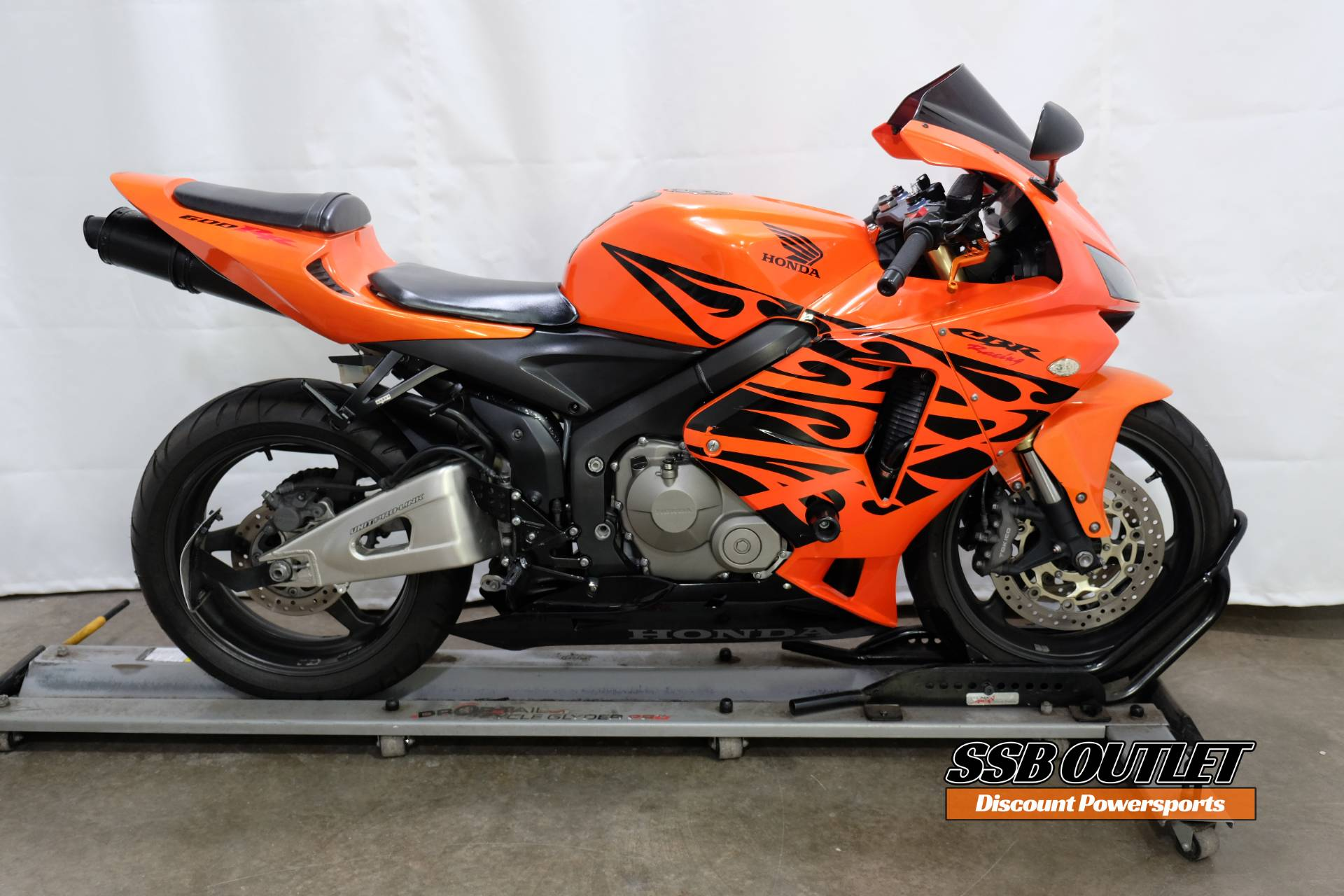 2006 Honda CBR®600RR in Eden Prairie, Minnesota - Photo 1