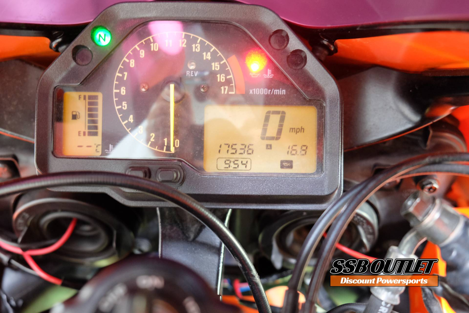 2006 Honda CBR®600RR in Eden Prairie, Minnesota - Photo 21