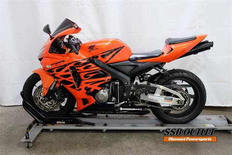 2006 Honda CBR®600RR in Eden Prairie, Minnesota - Photo 4