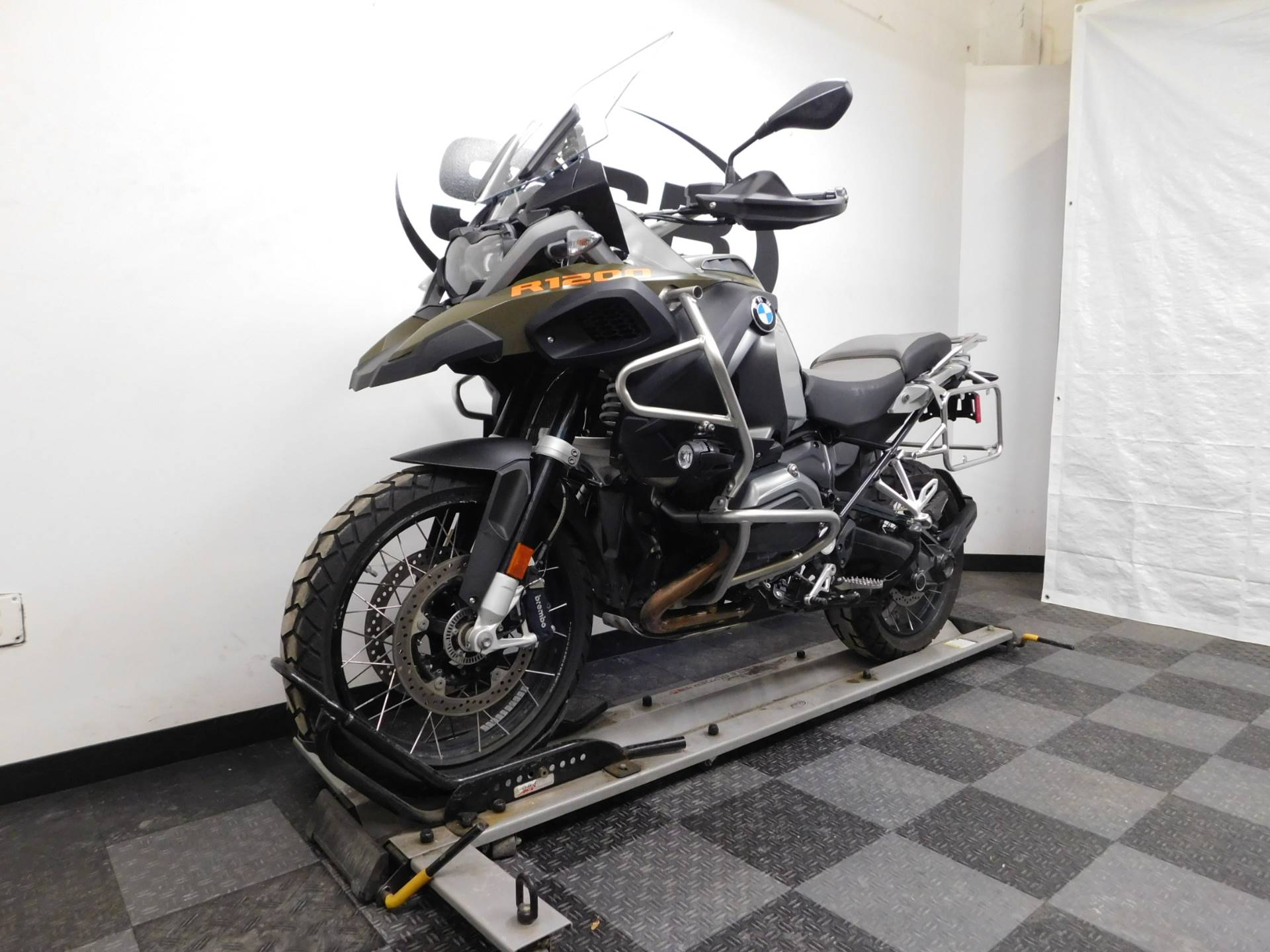 2015 BMW R 1200 GS Adventure in Eden Prairie, Minnesota - Photo 4
