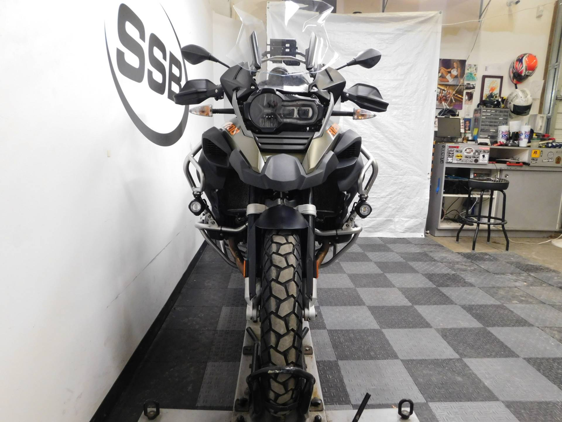 2015 BMW R 1200 GS Adventure in Eden Prairie, Minnesota - Photo 34