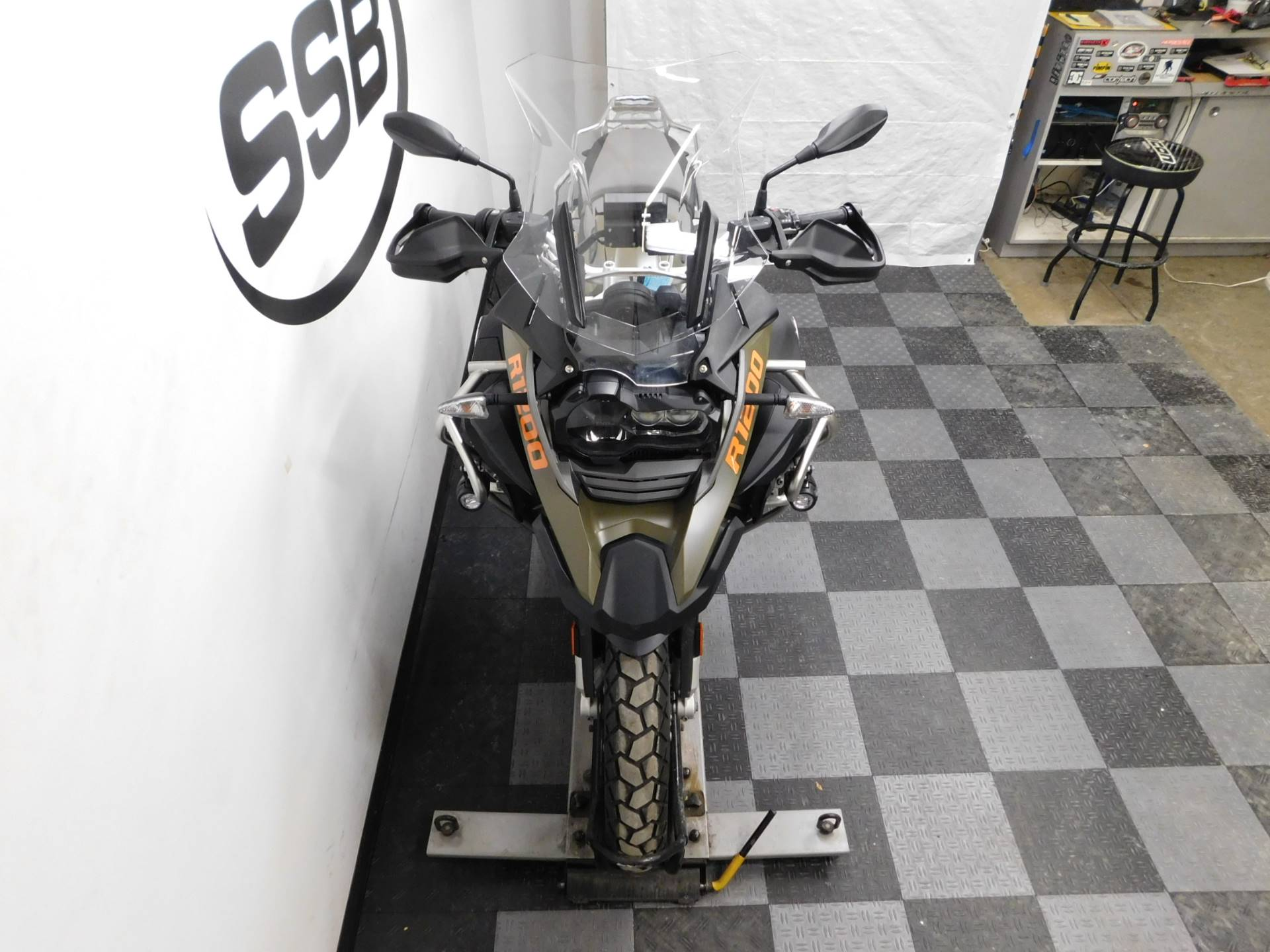 2015 BMW R 1200 GS Adventure in Eden Prairie, Minnesota - Photo 3