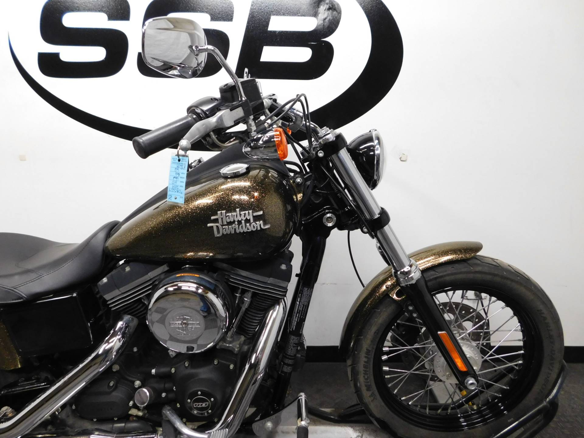 2014 Harley-Davidson Street Bob in Eden Prairie, Minnesota - Photo 38