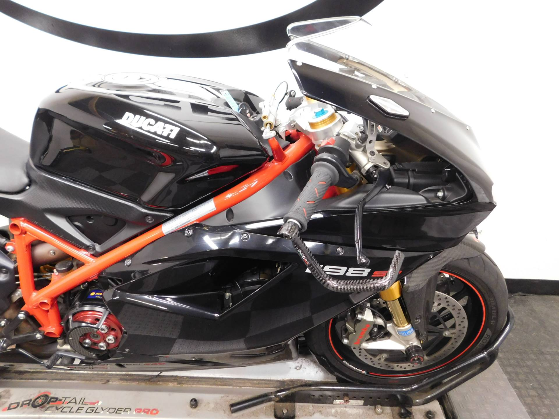 2011 Ducati Superbike 1198 SP in Eden Prairie, Minnesota