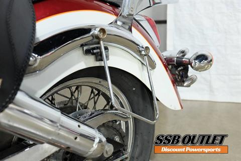 2001 Honda Shadow Ace Tourer in Eden Prairie, Minnesota - Photo 7